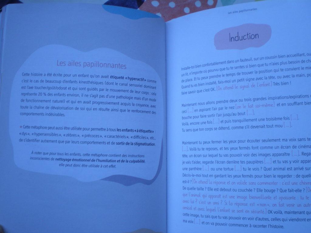 contes thérapeutiques hypnose enfants