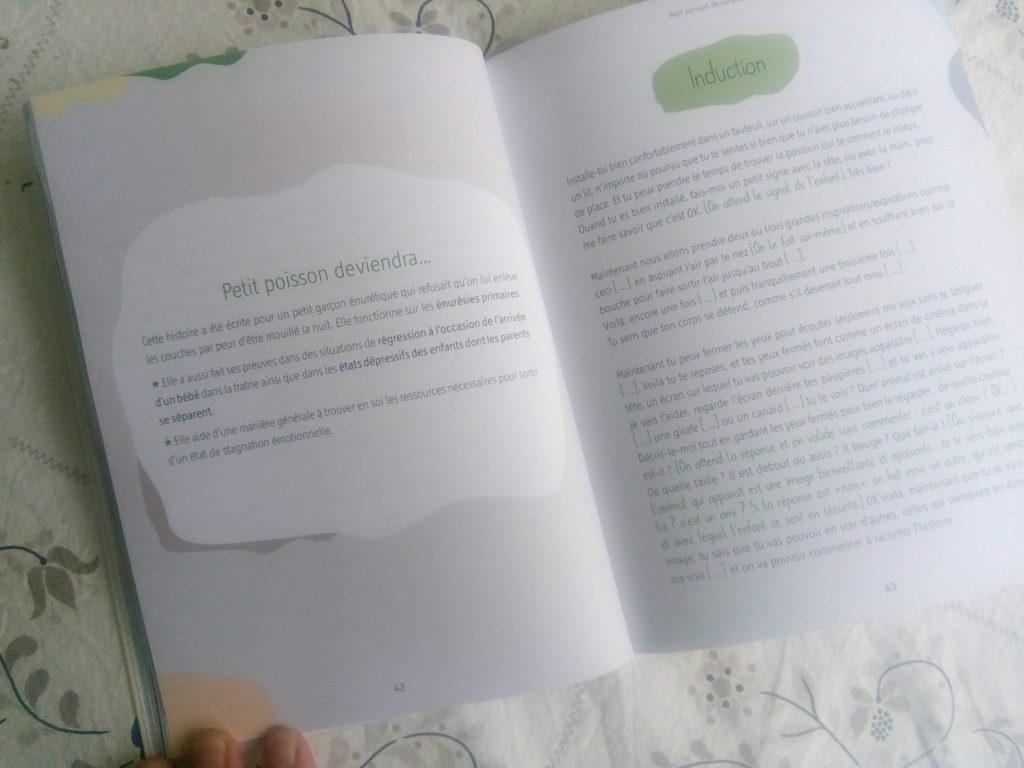 livre recueil contes thérapeutiques enfants