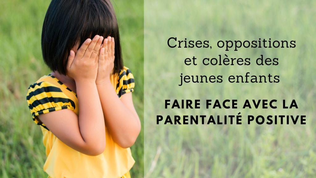 parentalité positive jeunes enfants