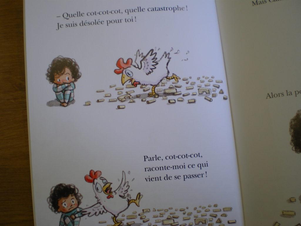 livre accepter émotions enfants