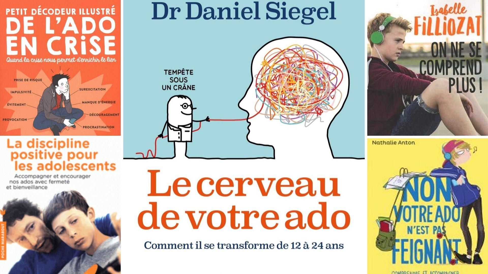 livres d'éducation bienveillante pour les adolescents