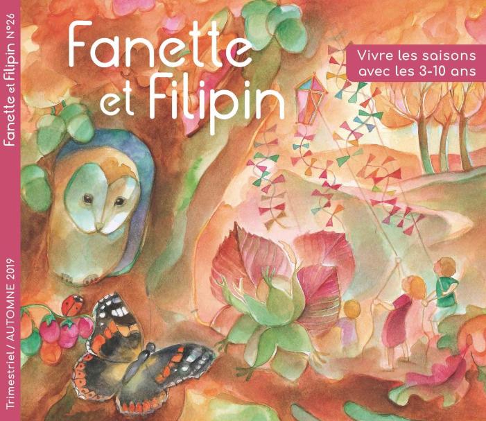 magazine fanette et filippin automne