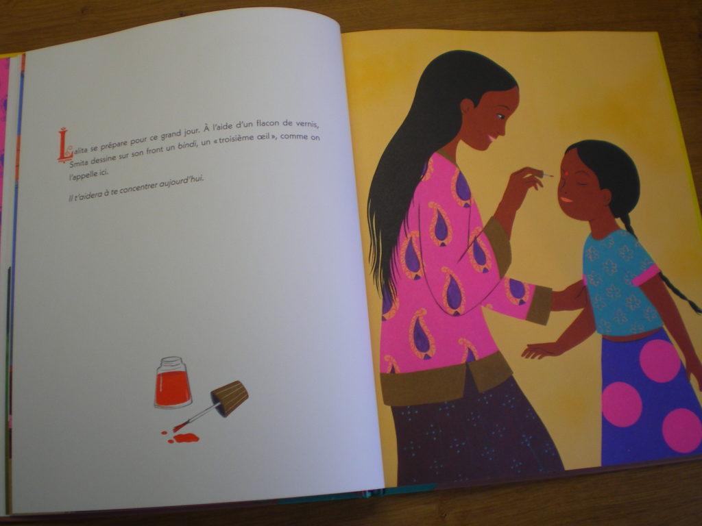 la tresse livre enfants