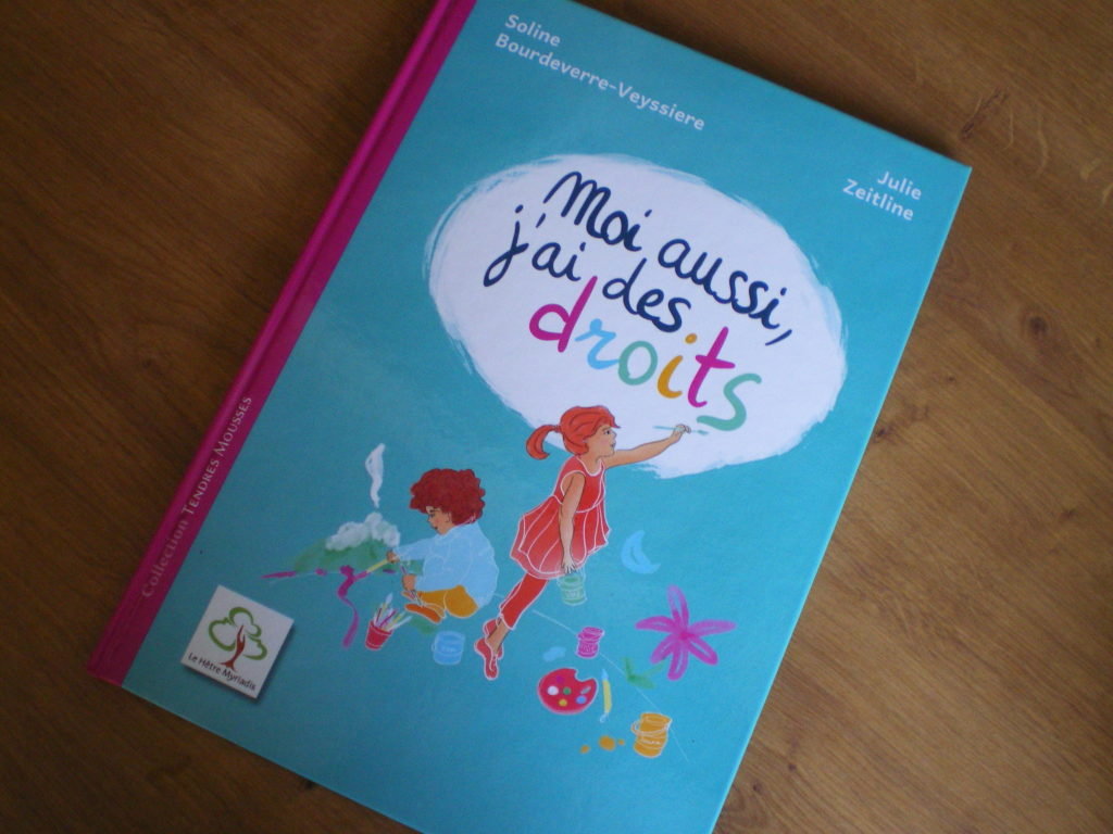 livre enfants j'ai des droits