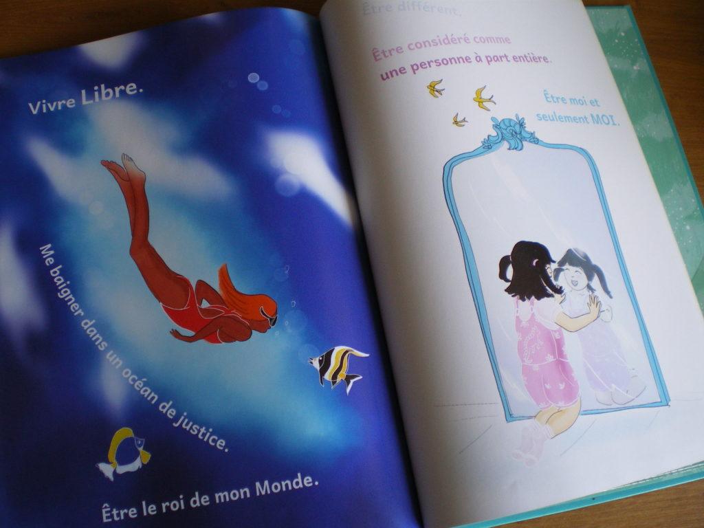 livre enfants ont des droits