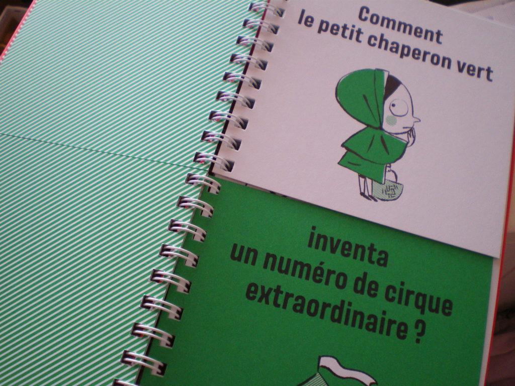 livre pensée créative enfants