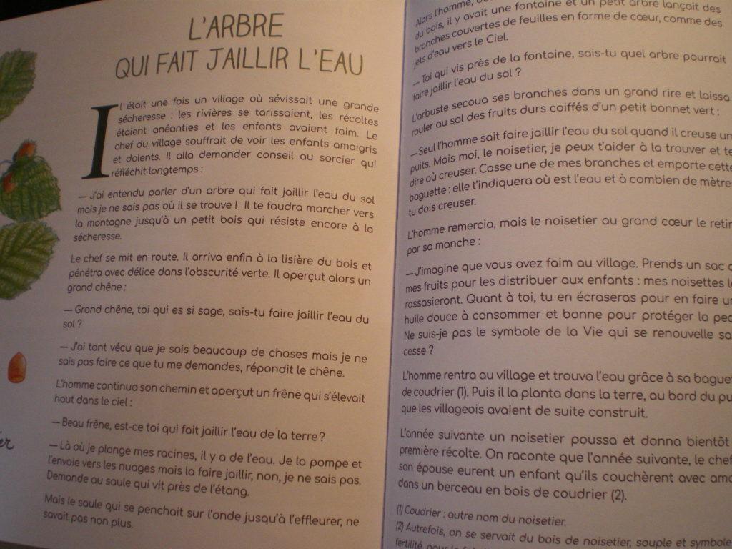 magazine fanette et filipin d'automne