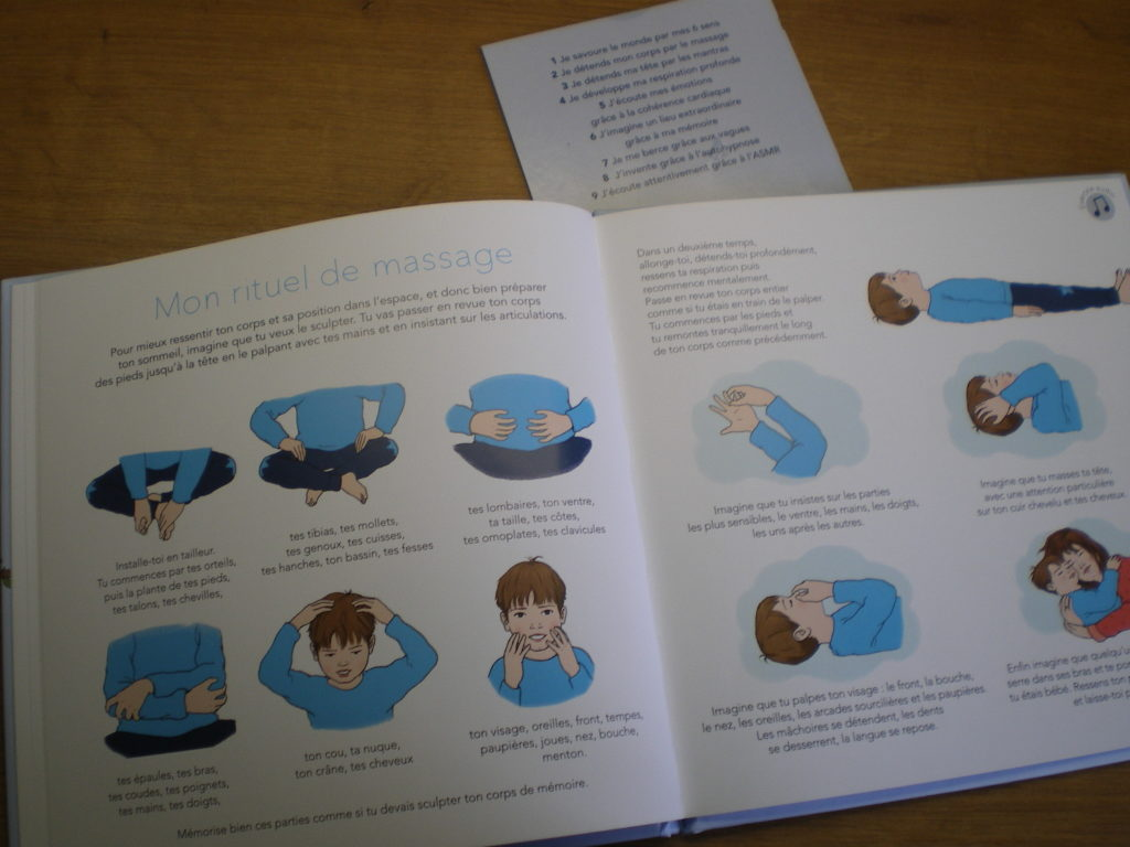 exercice endormir enfant