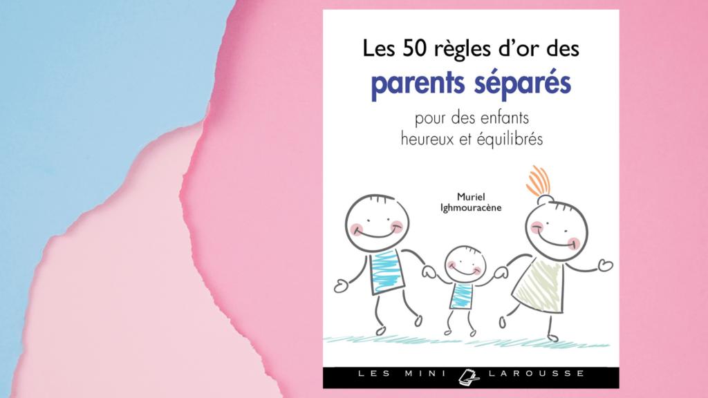 livre enfants parents divorcés