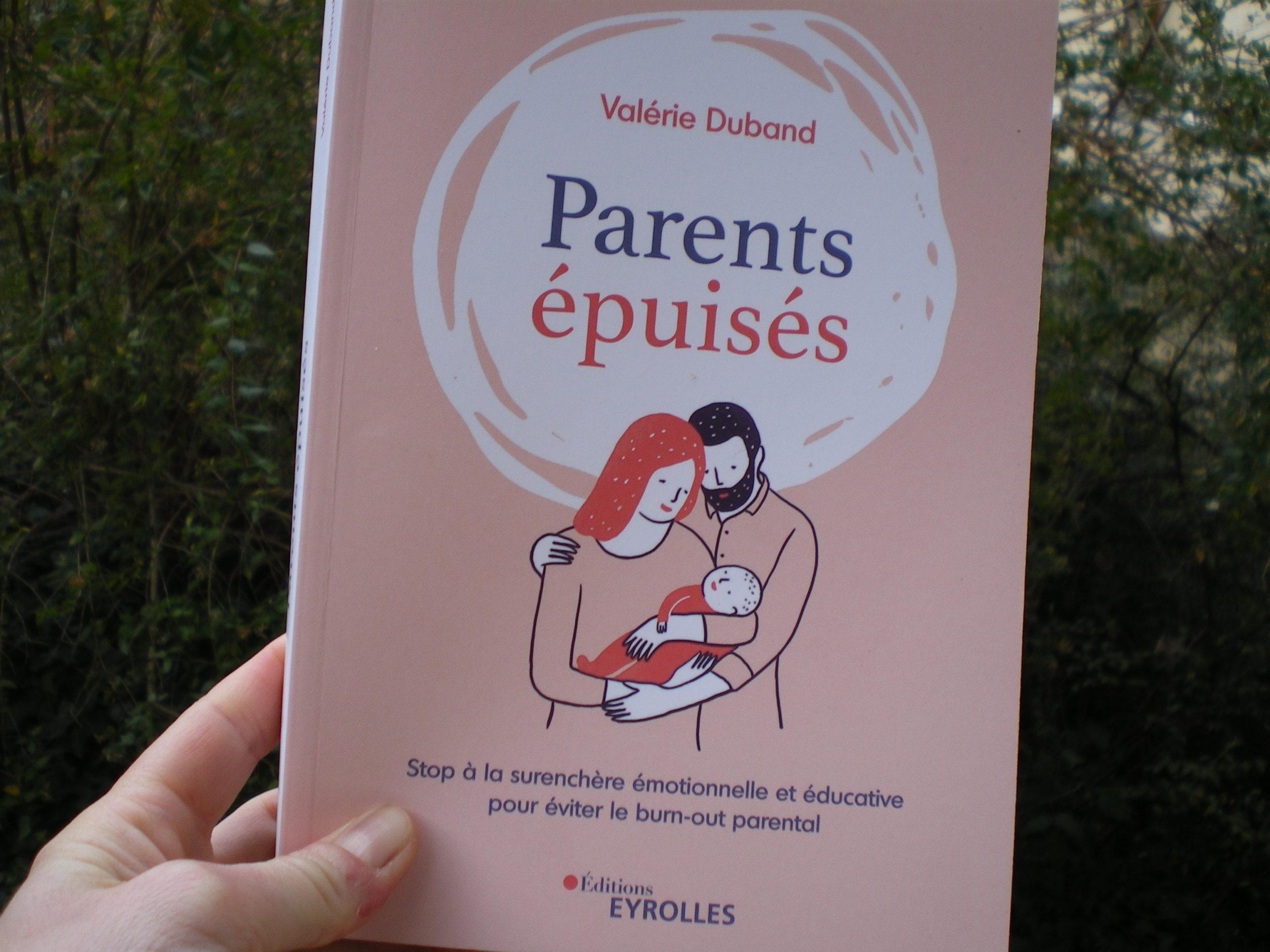 livre pour les parents épuisés