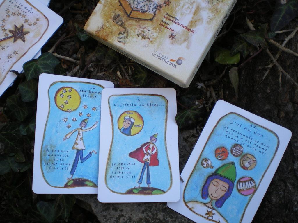 jeu de cartes émotions enfants