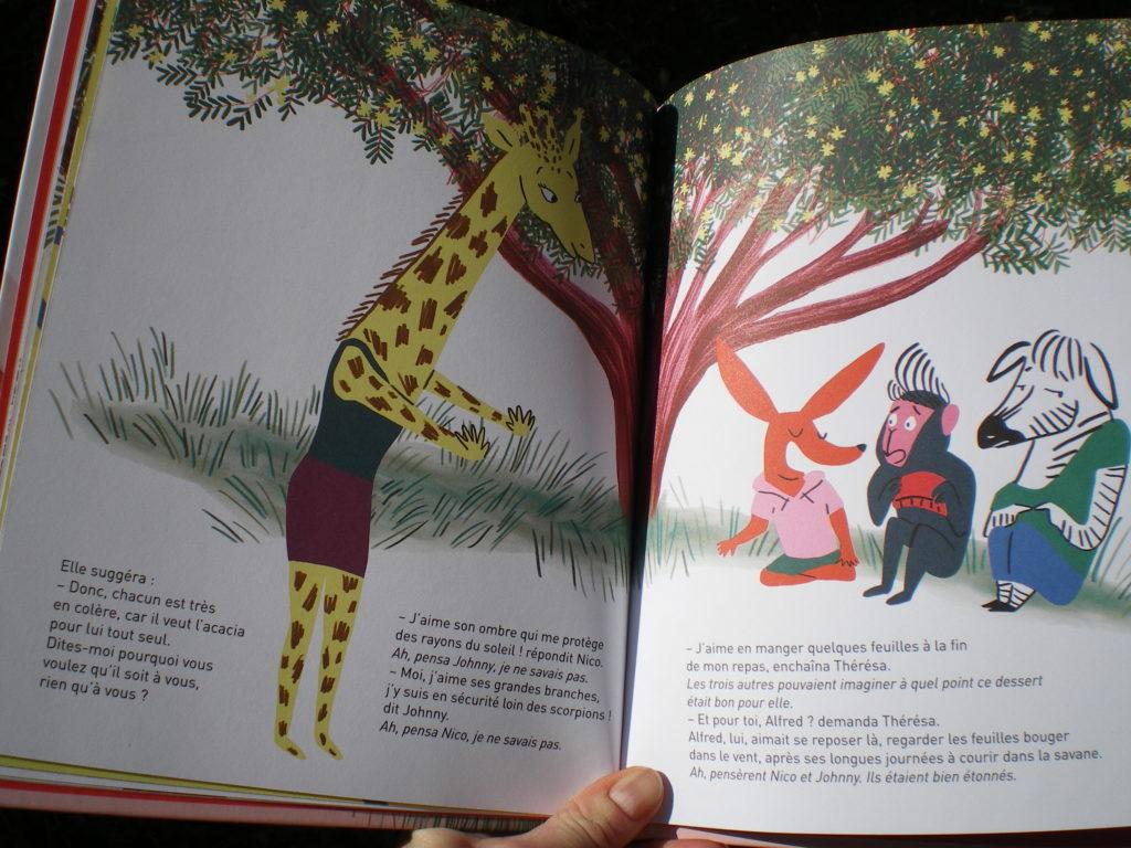 livre bagarre enfants