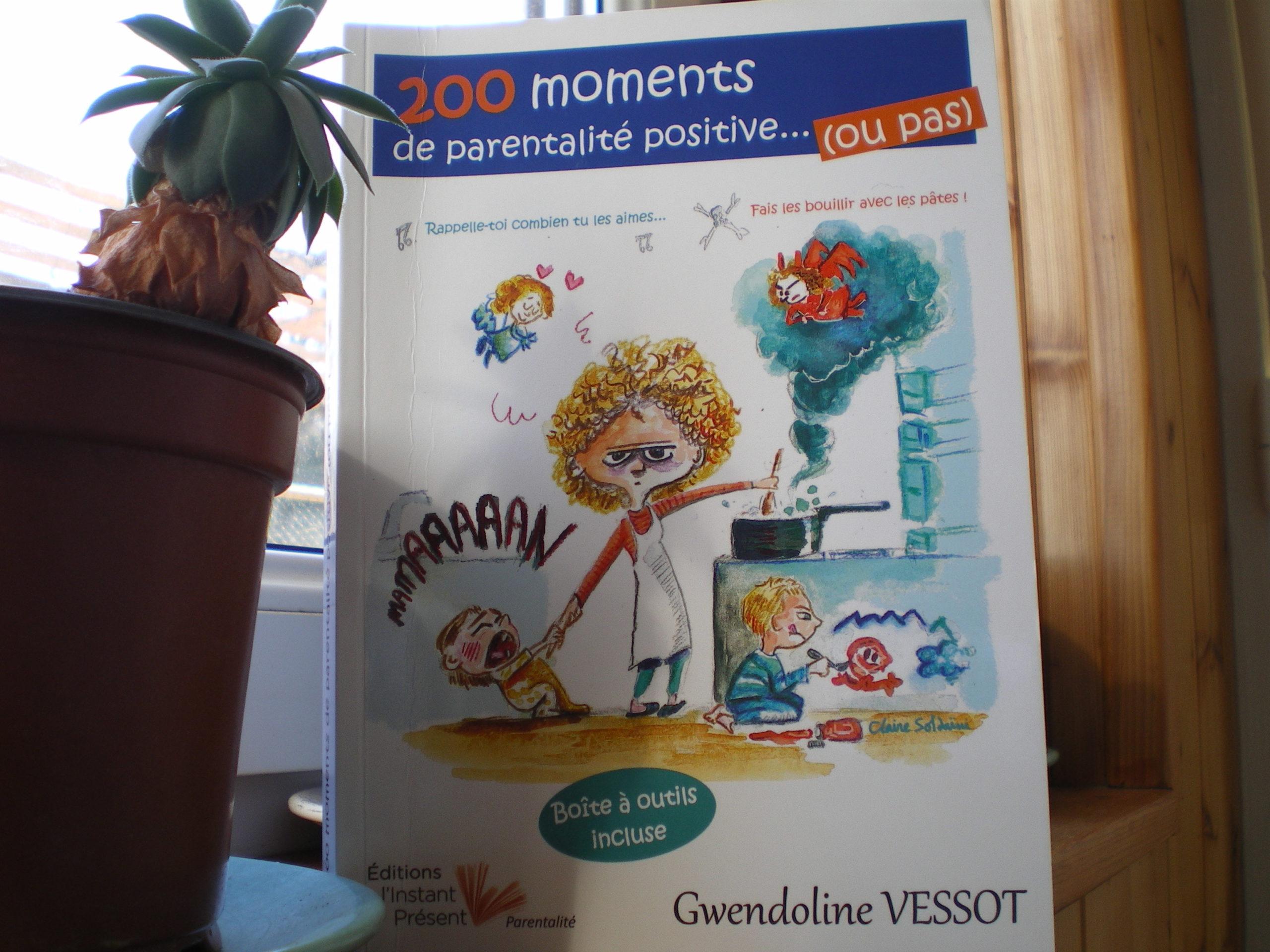 livre exemples de parentalité positive