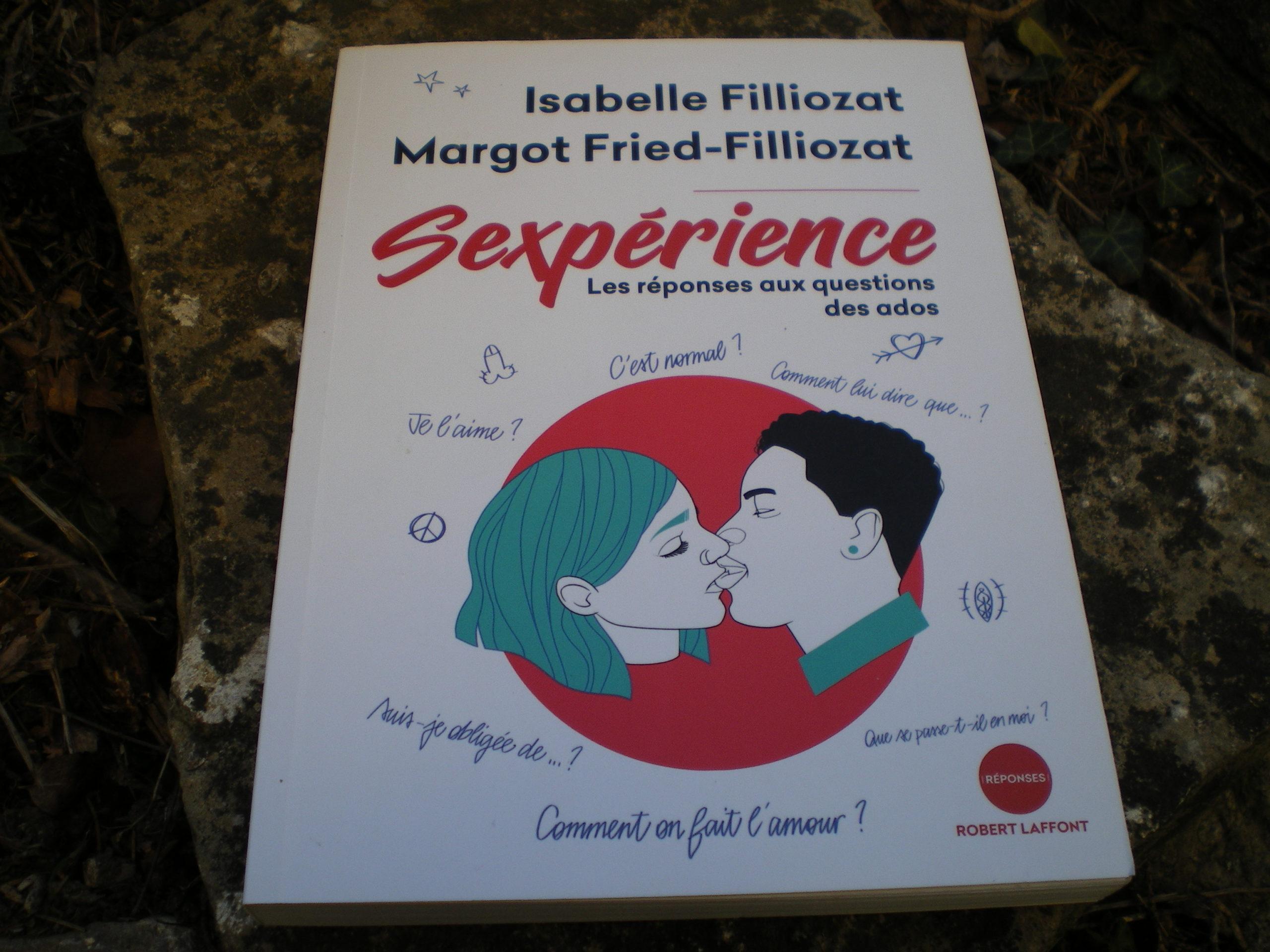 livre sexualité adolescents