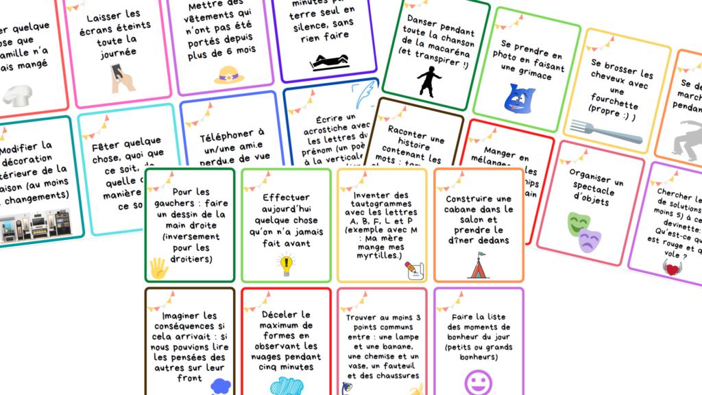 Vacances 20 Idees Toute Simples Pour Rire En Famille Et Detendre L Atmosphere Apprendre A Eduquer