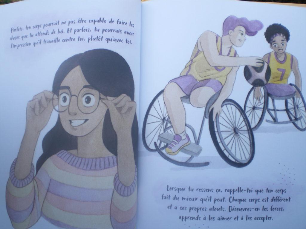 livre adolescentes complexées aimer son corps