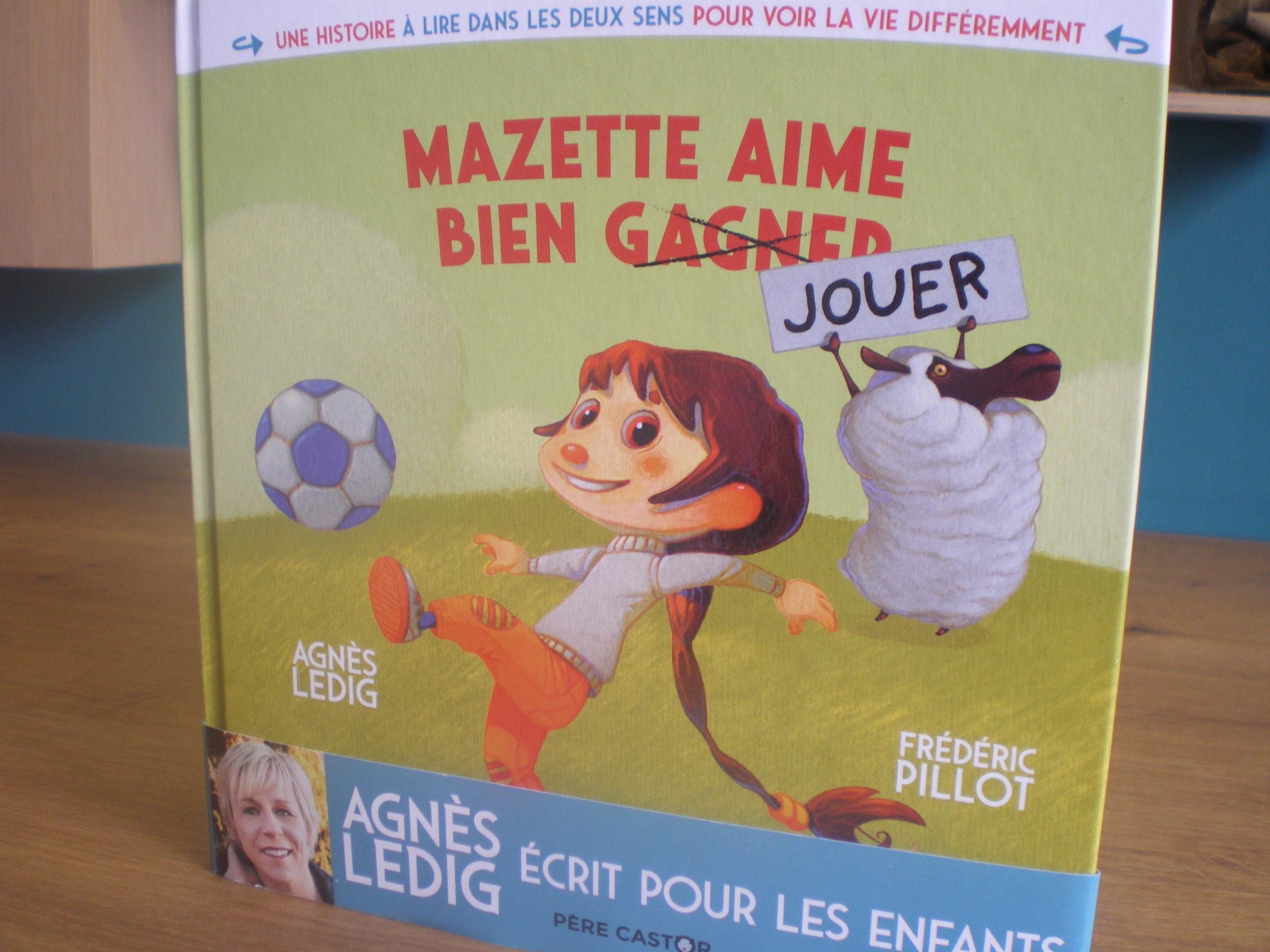 livre enfant important participer pas gagner