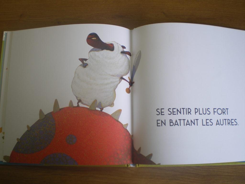 livre enfants aiment pas perdre