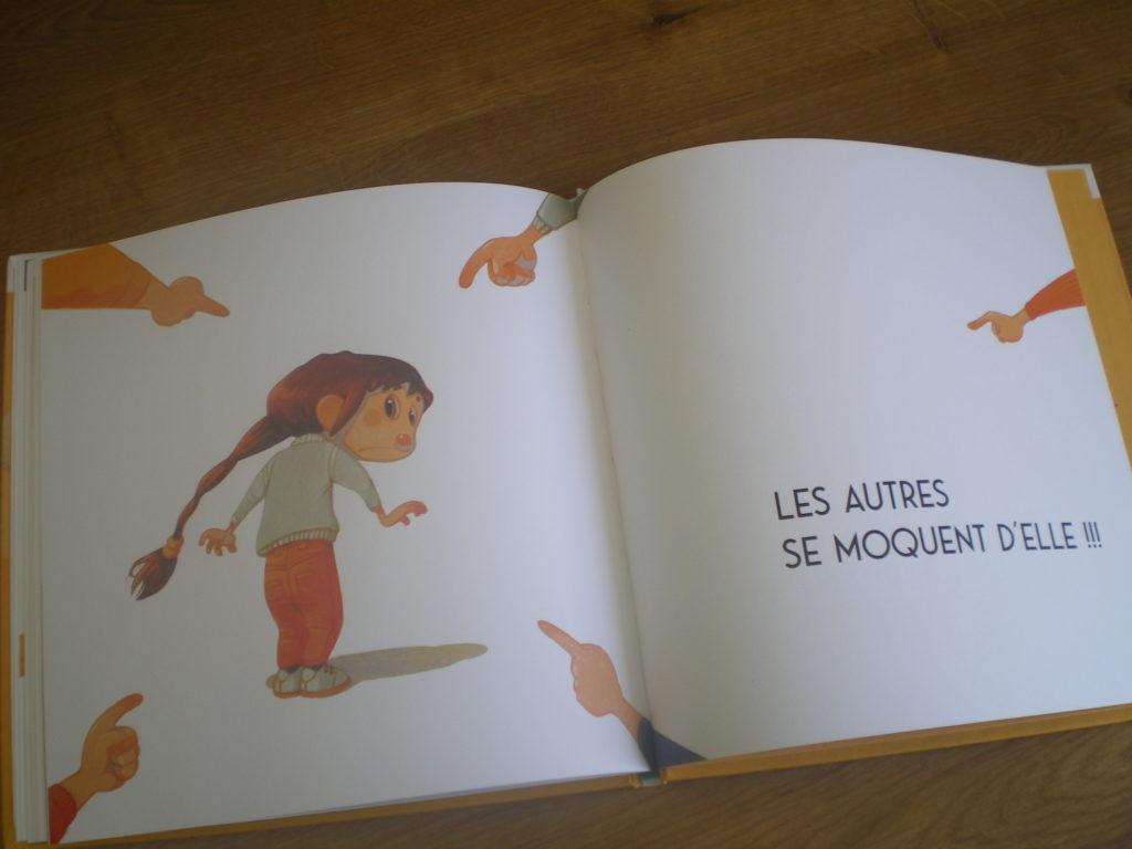 livre mazette très sensibles enfants émotions