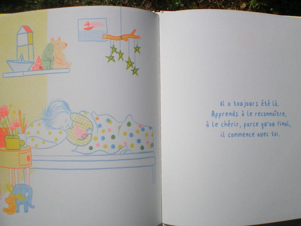 album bonheur enfants