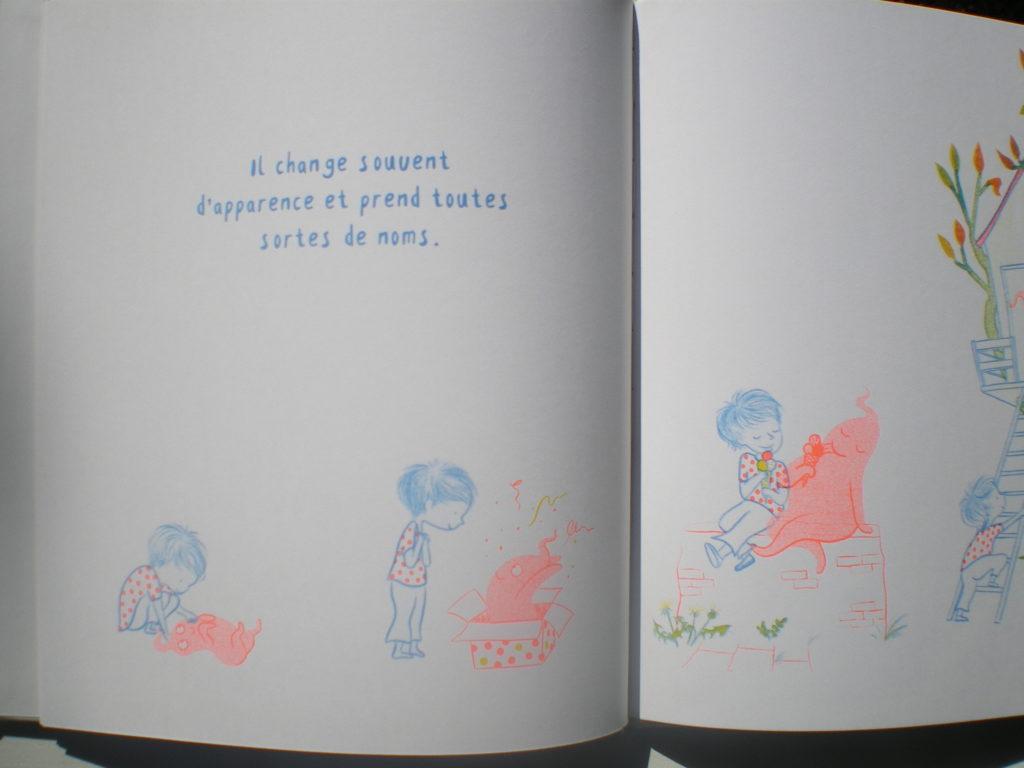 livre bonheur enfant