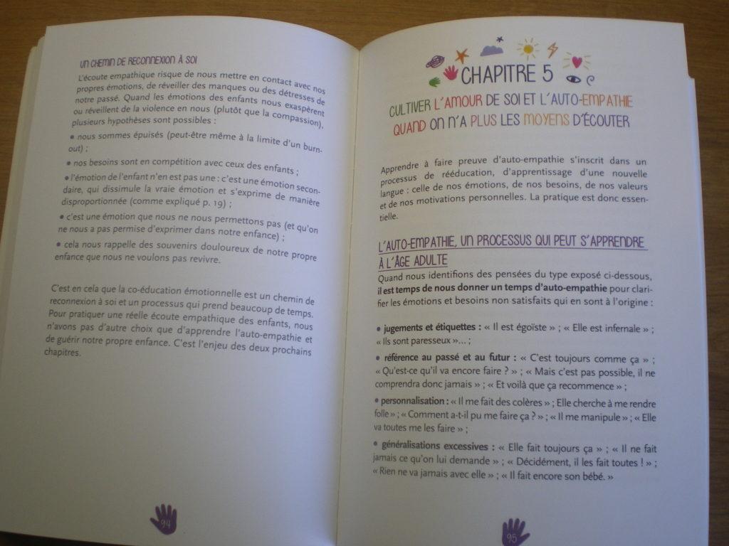 livre co éducation émotionnelle