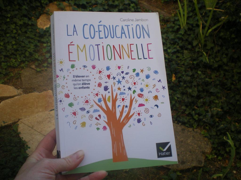 livre la co éducation émotionnelle caroline jambon