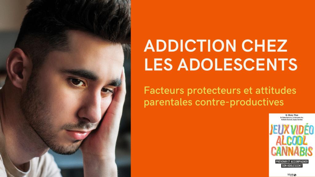 Addiction chez les adolescents
