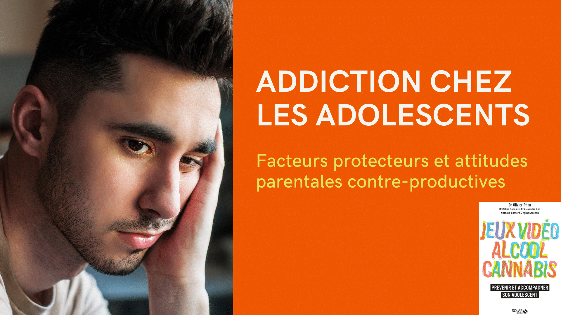 Addiction chez les adolescents