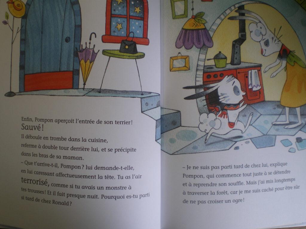 livre enfant moquerie confiance