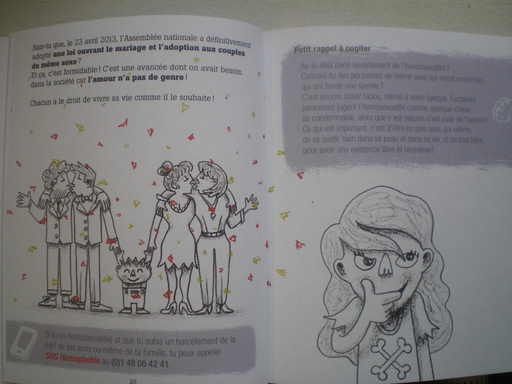 livre parler adolescents harcèlement