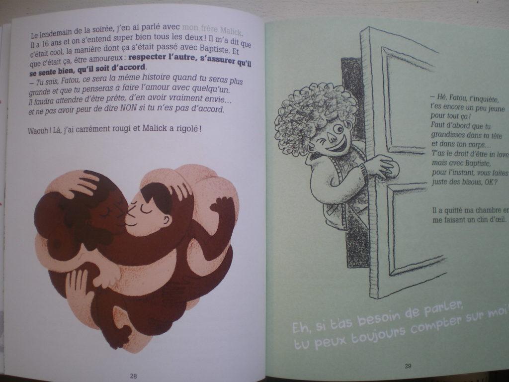 livre parler de tout avec les enfants