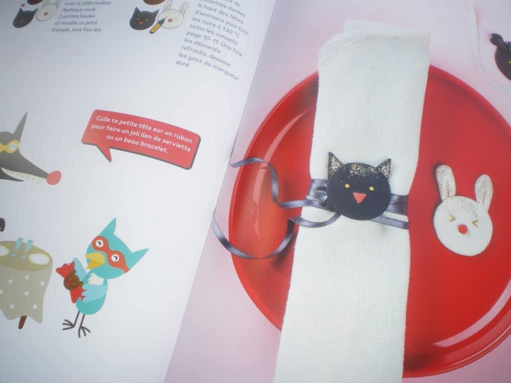 livre enfants créations faciles pate fimo noel
