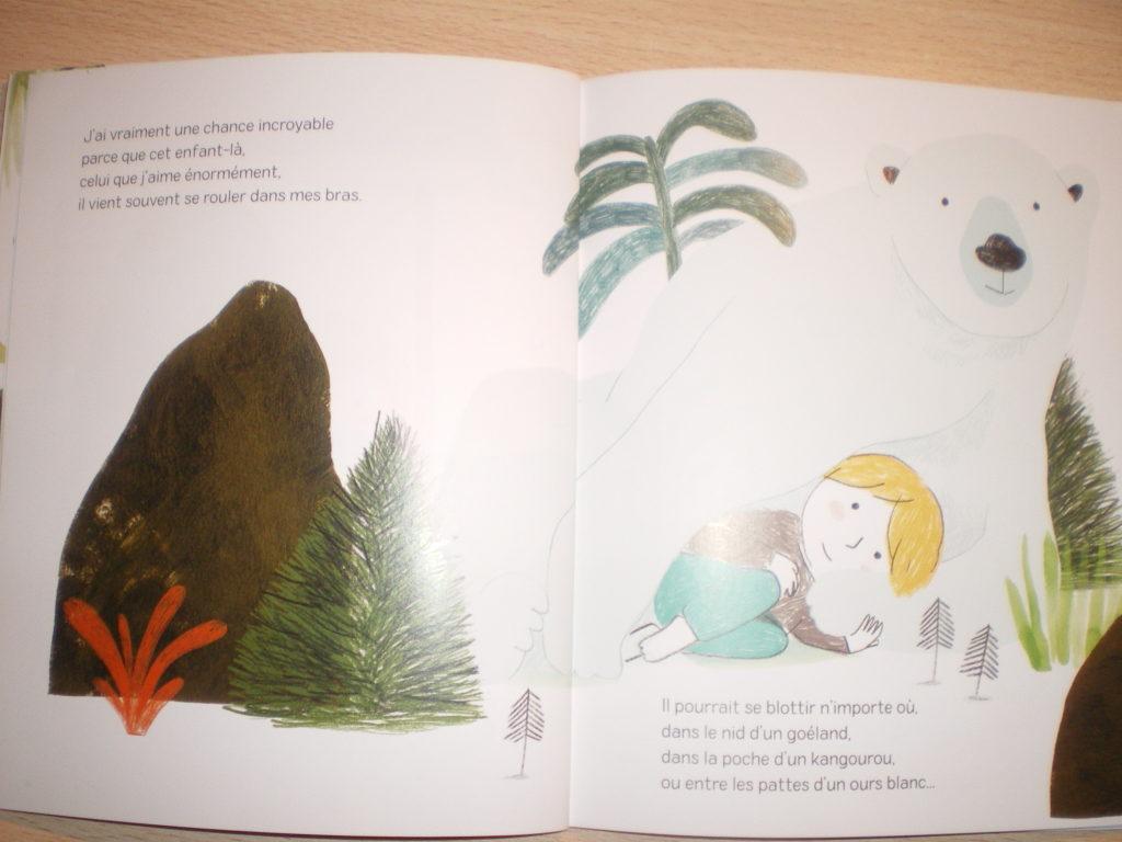 livre amour parents enfants