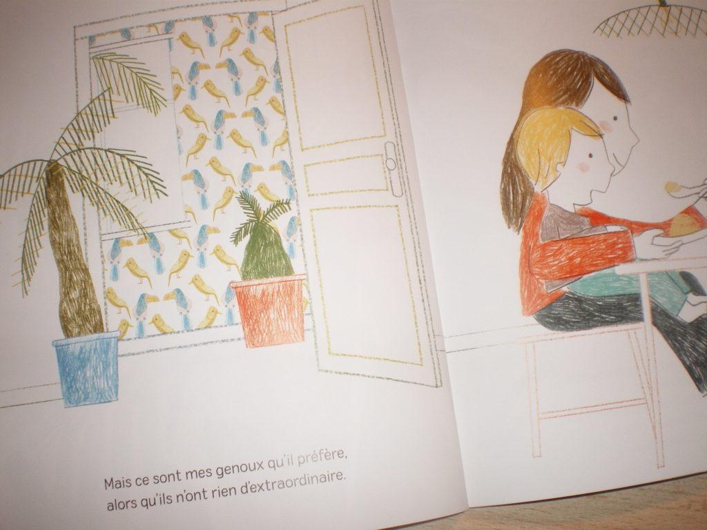 livre enfant que j'aime infiniment amour parent enfant