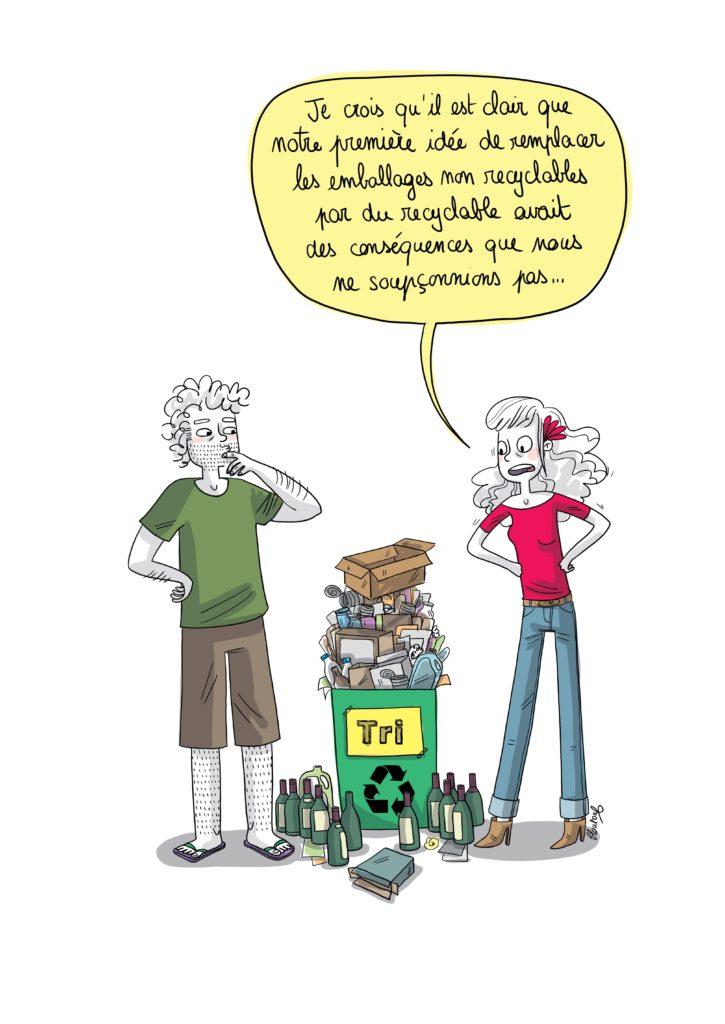 écologie en famille