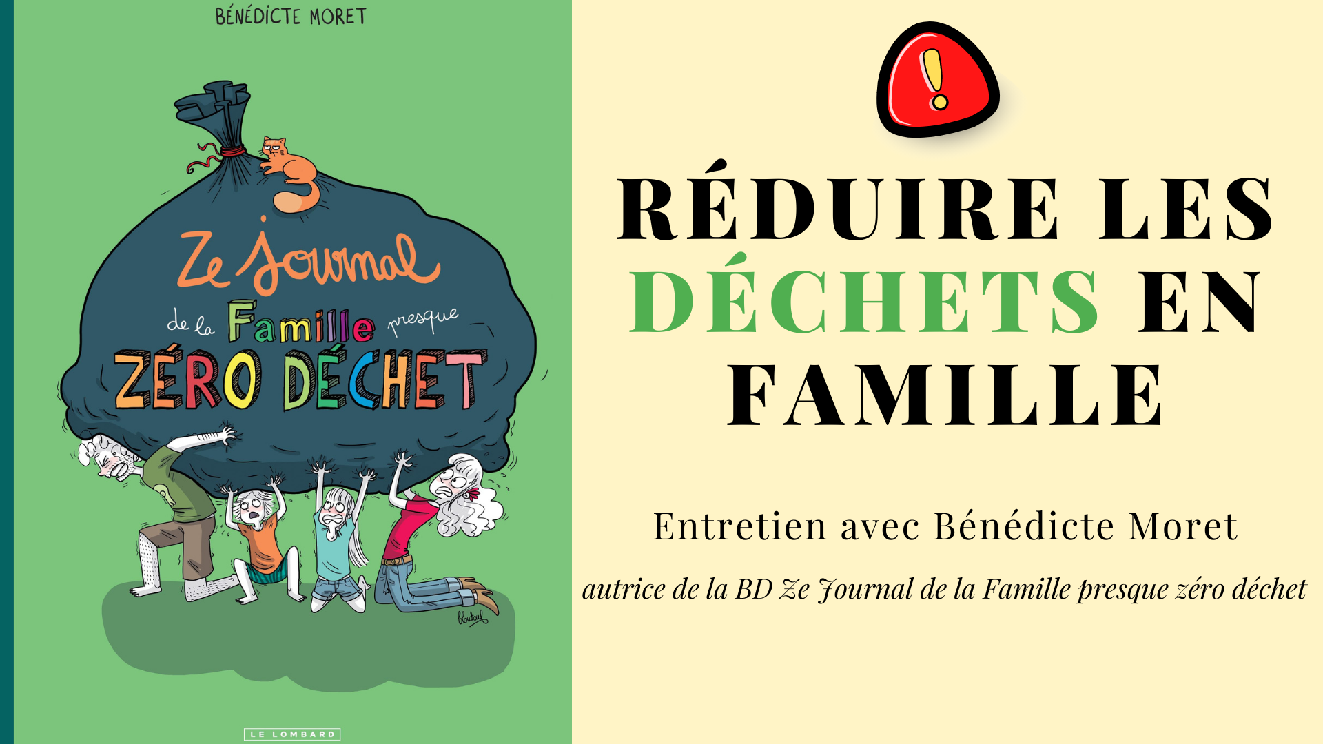 Journal de la Famille presque zéro déchet