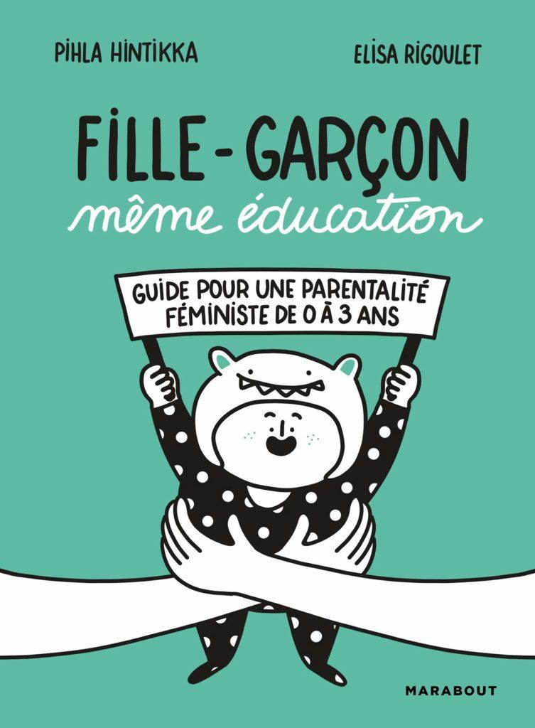 livre éducation féministe jeunes parents