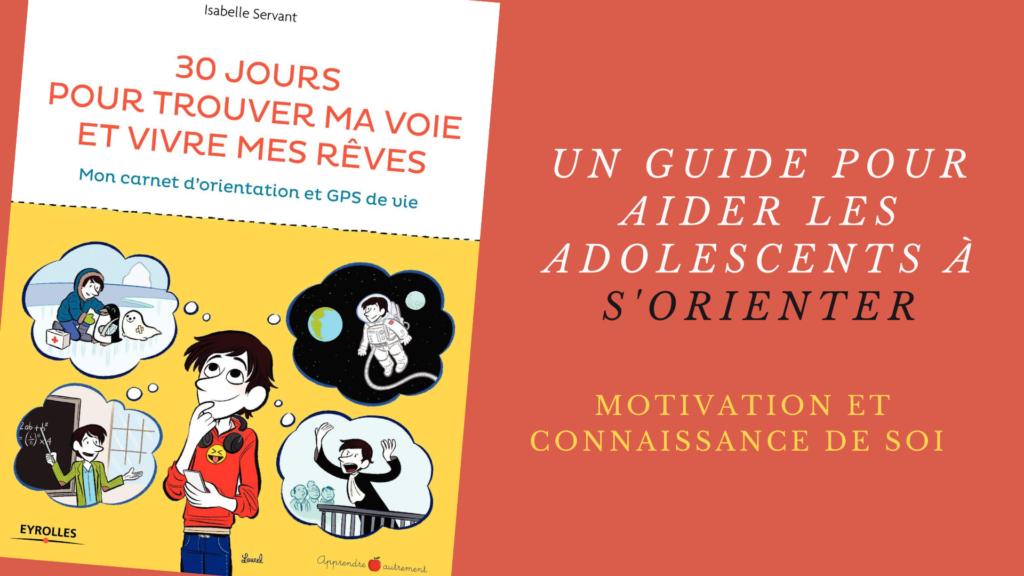 livre adolescents motivation et connaissance de soi
