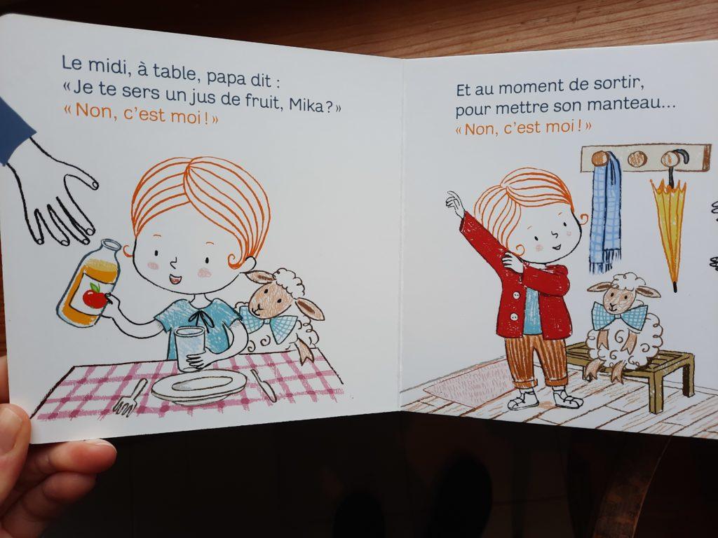 livre autonomie enfants 2 ans