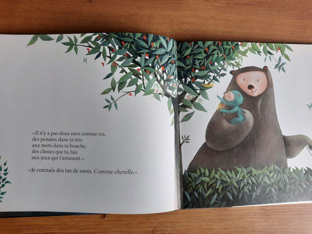livre enfant tu es unique