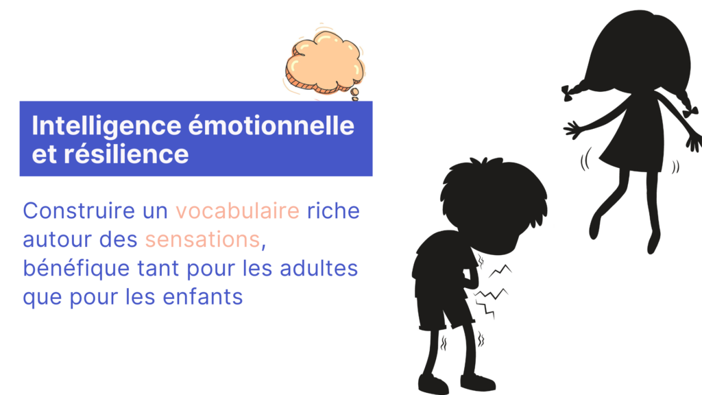 Intelligence émotionnelle et résilience vocabulaire sensations
