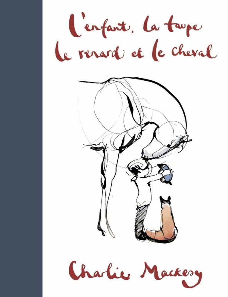 enfant taupe renard cheval livre bienveillance enfants