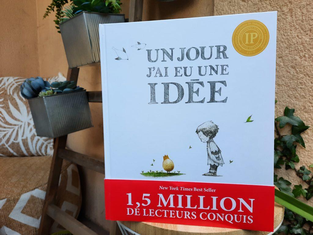 livre enfants créativité