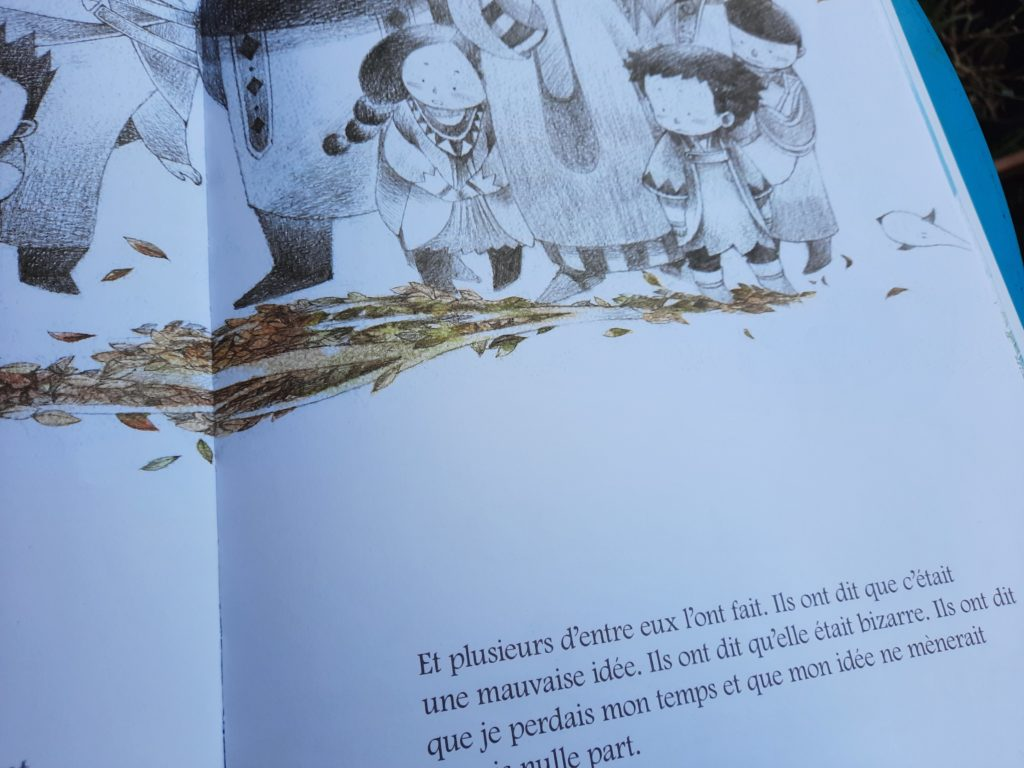 livre enfants sur la créativité