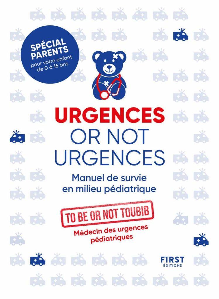 livre urgences médicales enfants
