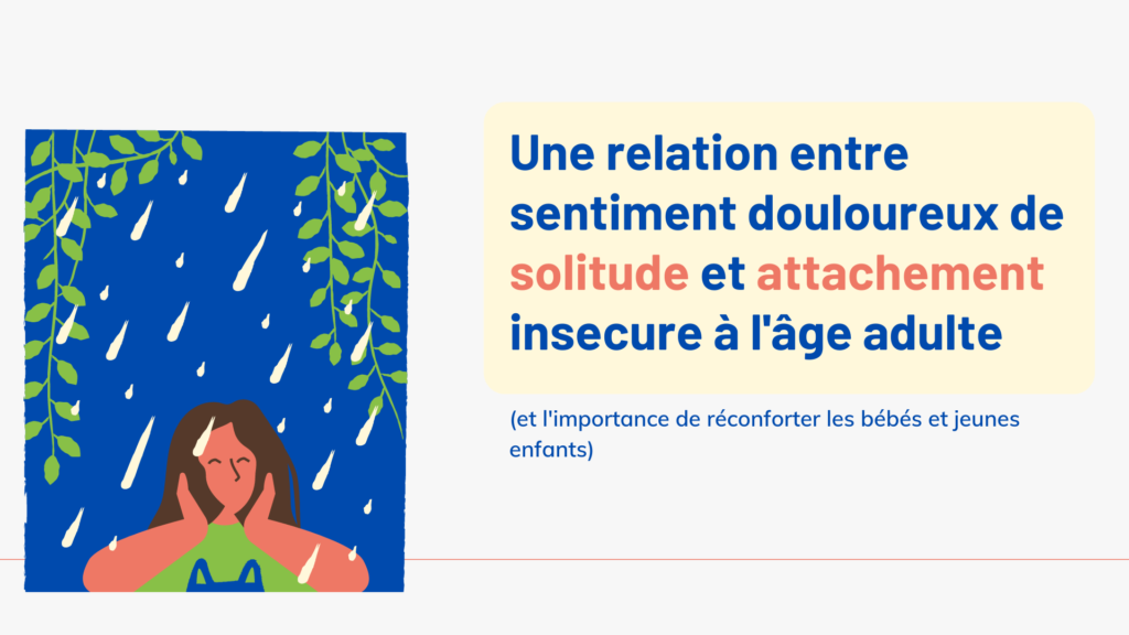 sentiment de solitude adulte