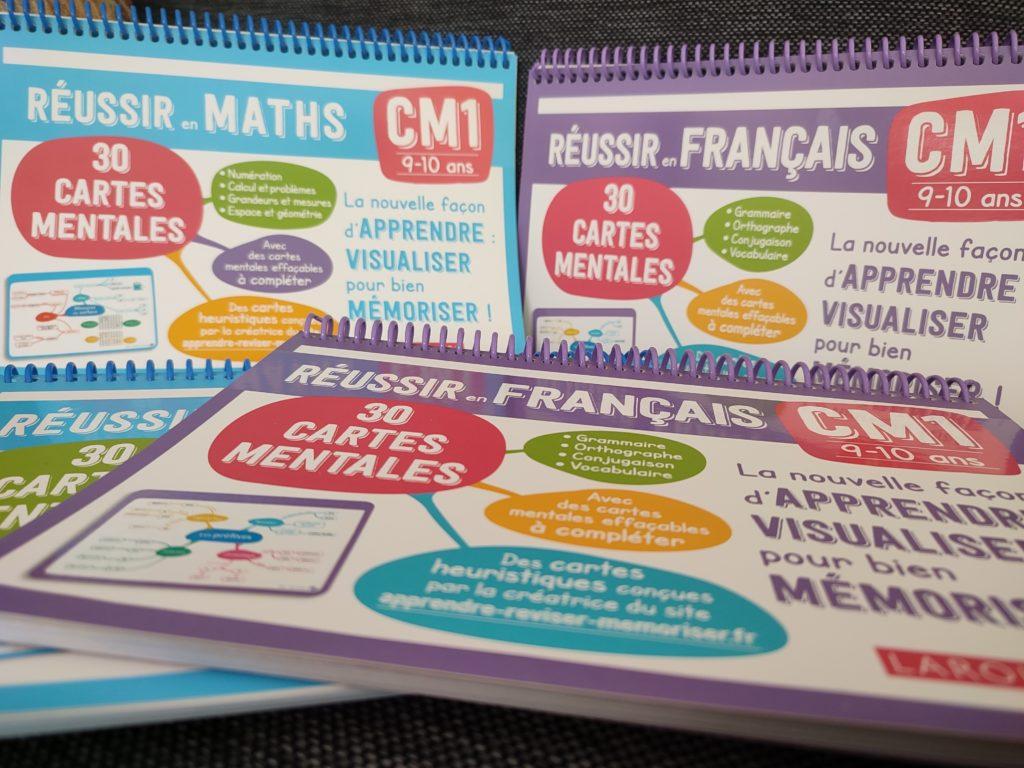 cartes mentales programme CM1